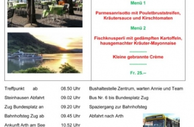 Ausflug Mittagsclub Menu September1 (Custom) (Custom)