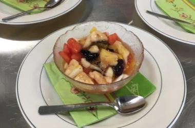7. Fruchtsalat