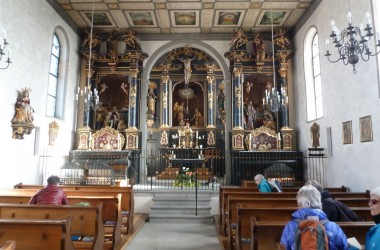 2-Inneres-der-Wallfahrtskapelle-Mariazell