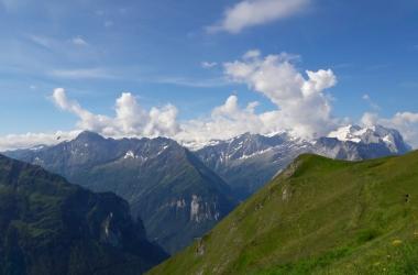Alpentower Wetterhorn