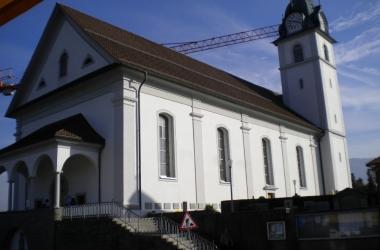 47 Kirche Hellbühl (Custom)