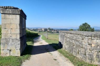 Pont d'Est, Aventikum