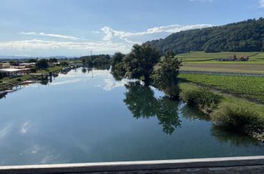 Broye-Kanal gegen Sugiez