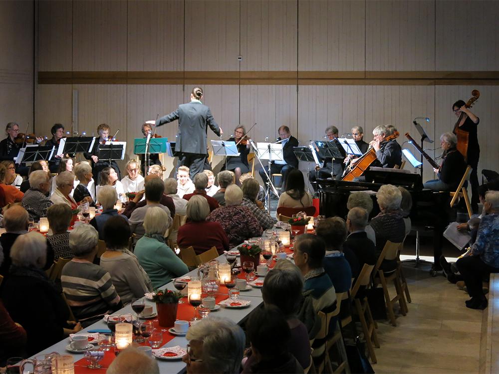 Seniorennachmittag mit Konzert
