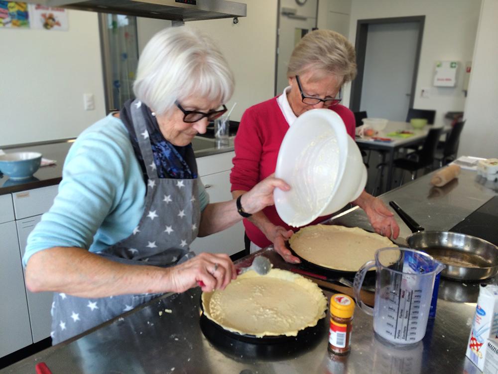Tavolata - backen und kochen